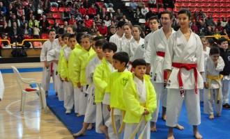 Los karatekas del Gimnasio Okinawa acuden al Campeonato de Promesas en Linares