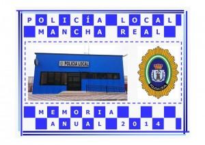 Memoria de la Policía Local 2015. PDF 5,45 MB