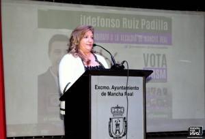 Presentó Toni Chica, número 5 de la lista