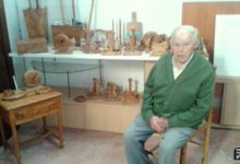 Photo of Juan Barrios Gómez, toda una vida dedicada a su pasión, la carpintería