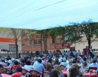 El PSOE de Mancha Real celebra el 1 de mayo con una fiesta popular