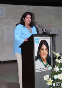 María del Mar Dávila, candidata a la Alcaldía