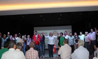 Acto fin de campaña del PSOE de Mancha Real
