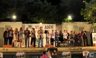 ADEM celebra una fiesta de fin de campaña en el Auditorio Municipal