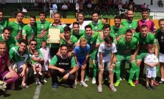 El At. Mancha Real se despide de La Juventud con victoria