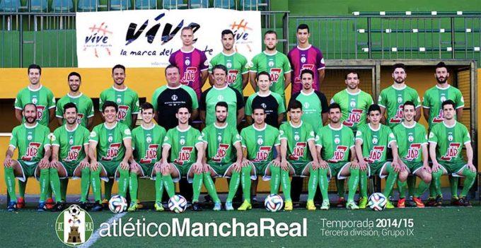 At Mancha Real | Foto de la Temporada 2014-2015