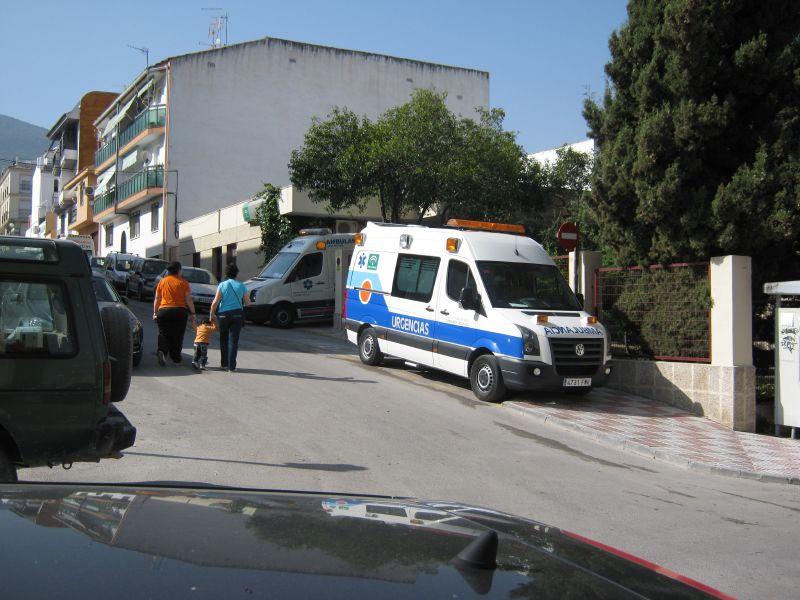 Photo of CSIF denuncia que un solo equipo de urgencias abarca la zona básica de Mancha Real