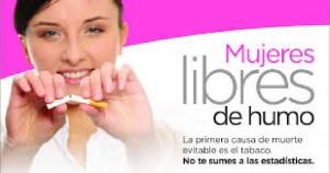 Mujeres libres de humo