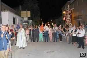 Las Hermandades acompañaron a la Virgen
