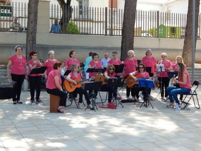 Las actuaciones tuvieron lugar en el Parque Municipal