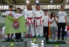 Photo of Tercer puesto en el Elite de Armilla para el equipo de kumite del Gimnasio Okinawa