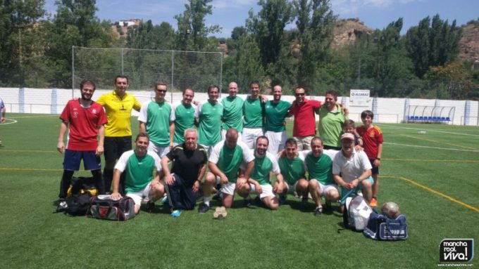 Equipo campeón, Club Deportivo Imperio Azul de Mancha Real