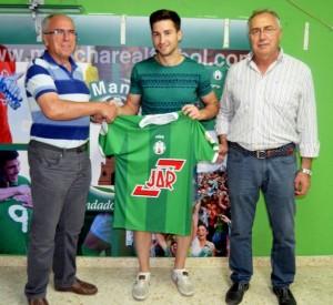 Manolillo ficha por el Atletico Mancha Real