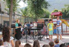 Photo of La «Escuela de Verano» organiza un concierto para los pequeños