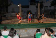 Photo of El Parque Municipal acoge la «Noche de Humor» de la Tetera Impro