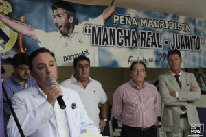 El presidente Bartolomá Cano dirige unas palabras