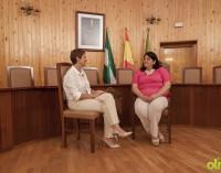 Canal Olivo entrevista a María del Mar Dávila, la nueva alcaldesa de Mancha Real