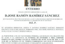 Photo of José Ramón Ramírez Sánchez