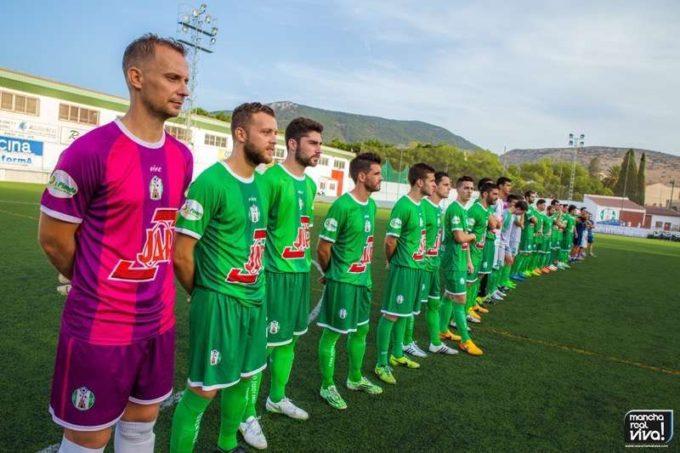 Presentación del Atlético Mancha Real 2015