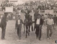 Sucedió hace… Antigua plaza de toros, testigo de grandes tardes