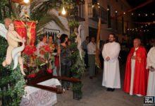 Photo of La calle Sancho celebra su tradicional fiesta del Cristo de la Salud 2015