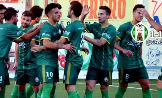 A semifinales de la Copa Diputación después de eliminar al Linares Deportivo