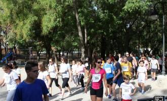 La Marcha Popular Virgen del Rosario 2015 se cierra con una gran participación