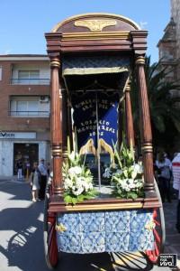 Celebración de la Misa de Romeros