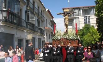 Día espléndido en la Fiesta de Estatutos del Santísimo Cristo de la Piedad
