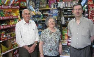 """La papelería-librería """"Angelico"""" cumple 50 años"""