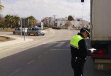 Photo of La Policía Local detiene a una persona conduciendo un vehículo robado