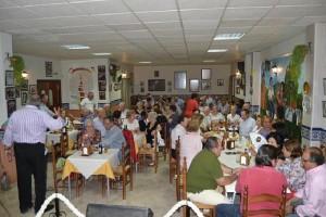 Noche de flamenco y convivencia