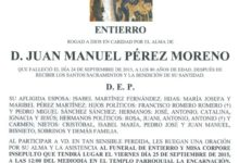 Photo of Juan Manuel Pérez Moreno