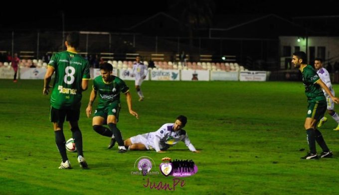Final Copa Presidente de la Diputación - At Mancha Real - Real Jaén 2015. Foto: Onda Estadio