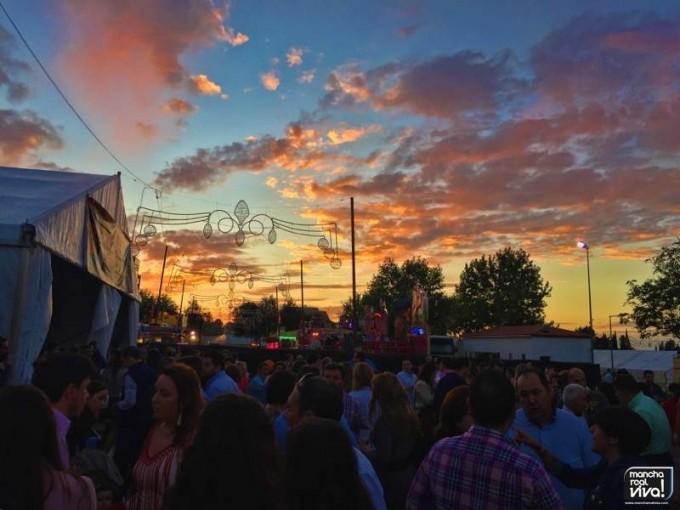 Casetas de Juventud - Feria de Mancha Real 2015