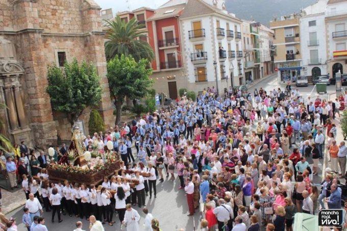 Procesión Virgen del Rosario 2015