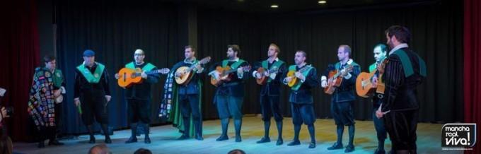 El broche lo puso el concierto de la Tuna de la Universidad de Jaén