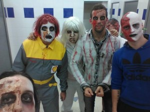 """La asociación """"Atrévete Ya"""" inició el fin de semana de Halloween"""