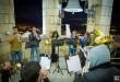 Los músicos mancharrealeños se echan a la calle en Santa Cecilia 2015