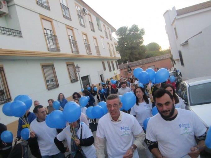 Marcha de Preamar en el Día Mundial Sin Alcohol 2015
