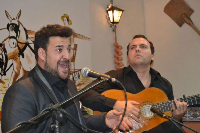 Rubito Hijo y Antonio Cáceres