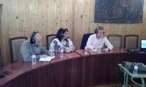 Entrevista a M. del Mar Dávila y Tomás Páez