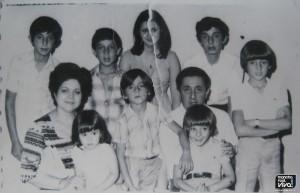 Familia Gómez Sánchez