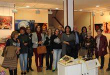 Photo of La Escuela de Pintura de Mancha Real expone sus obras en Navidad
