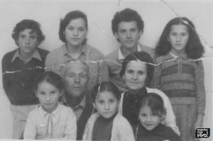 Familia Guzmán Valero