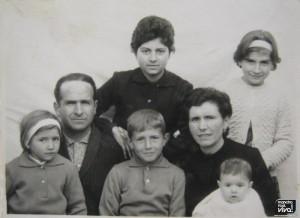 Familia Hervás Herrera
