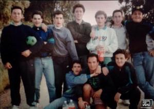De campo en el 92