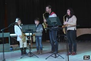 Alumnos de Saxofón