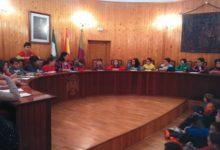 Photo of Los más pequeños visitan el Ayuntamiento para celebrar el Día de la Constitución 2015