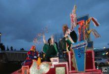 Photo of La lluvia fue protagonista en la Cabalgata de Reyes 2016